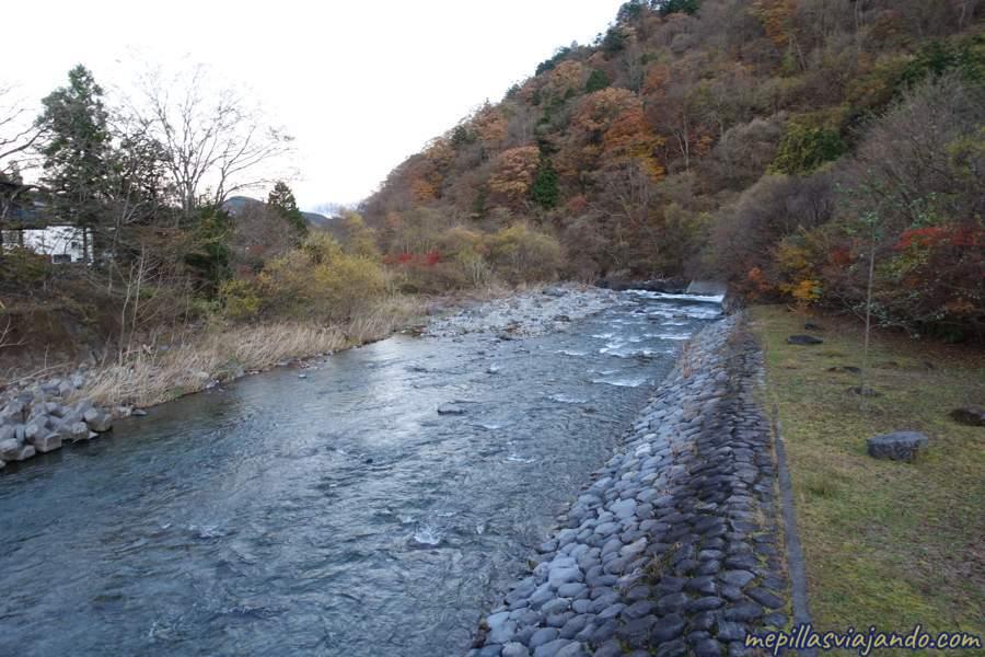 Nikko, río Daiya