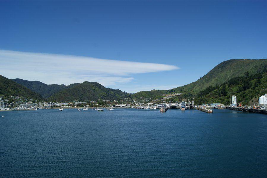 Moverse en ferry entre las islas de Nueva Zelanda