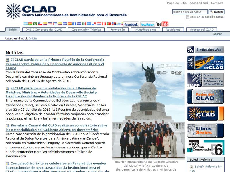 Centro Latinoamericano de Administración para el Desarrollo (CLAD)