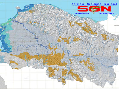 Servicio Geológico Nacional (SGN)