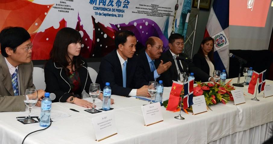 Feria Comercial China