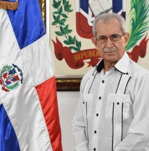 Bolívar Troncoso Morales, Director General del Instituto Geográfico Nacional José Joaquín Hungría Morell