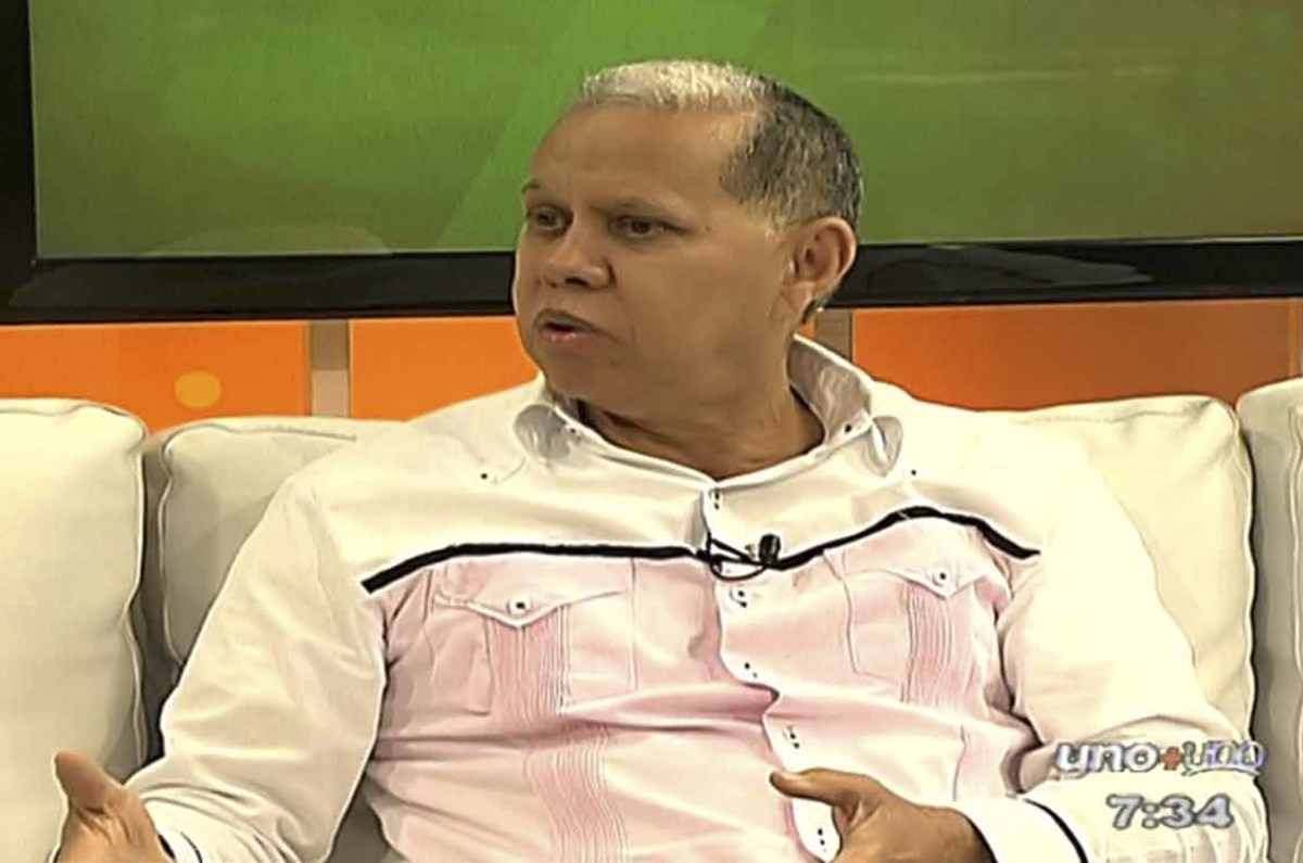 Domingo Matías, viceministro de Ordenamiento Territorial y Desarrollo Regional, del Ministerio de Economía, Planificación y Desarrollo.