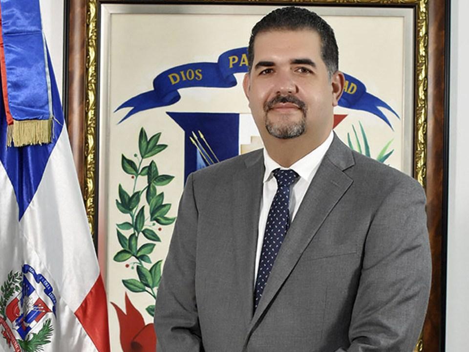 Erick Dorrejo, director de Planificación y Desarrollo de la Zona Fronteriza.