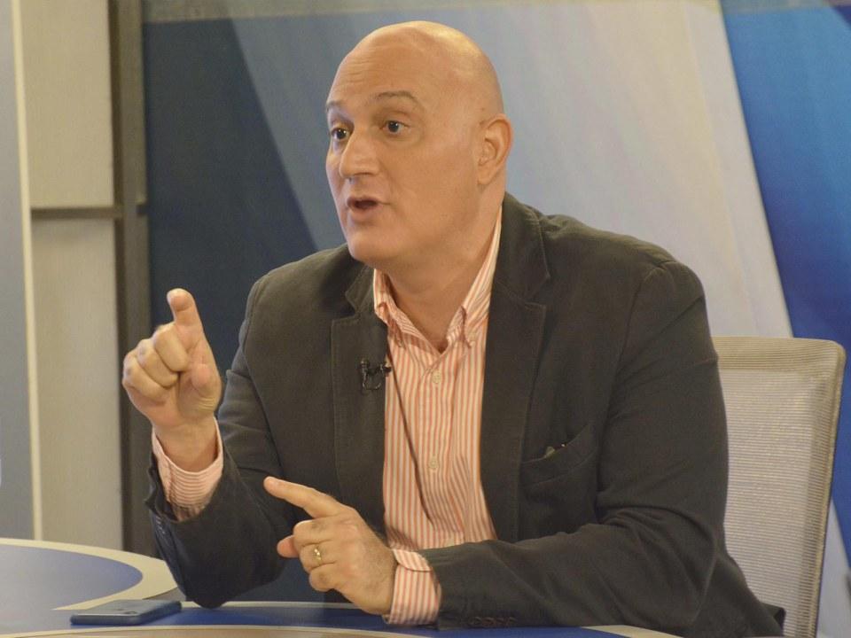 Pavel Isa Contreras, viceministro de Planificación e Inversión Pública del Ministerio de Economía, Planificación y Desarrollo.