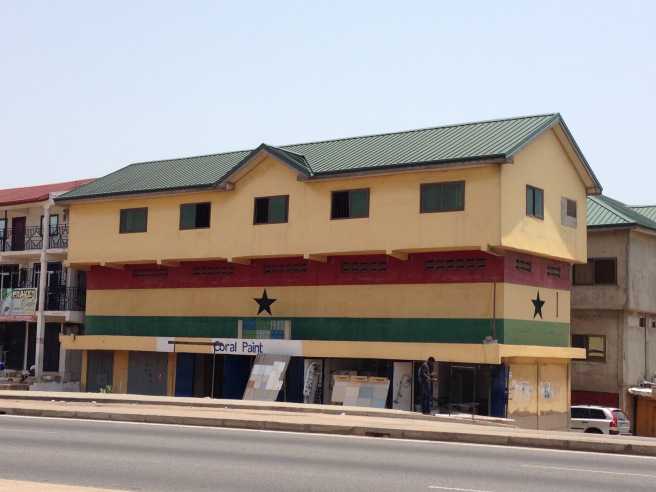 Building design in ghana the road to today meqasa blog for Modern building designs in ghana