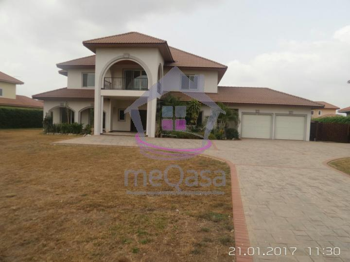 $1.7 million 7 Bedroom House for sale at Trassaco Estates, Accra, Ghana.
