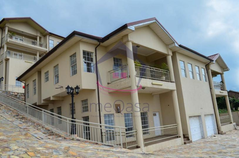 Luxurious $8 million townhouses for sale in Aburi.