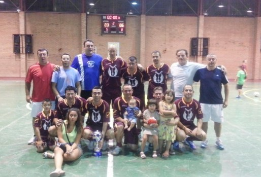 Kurkon's se proclama campeón de la Copa Primavera