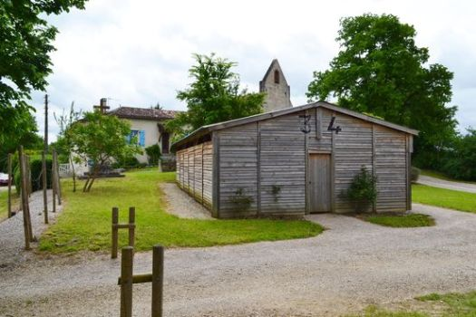 Baraque reconstitué camp de Setpfonds