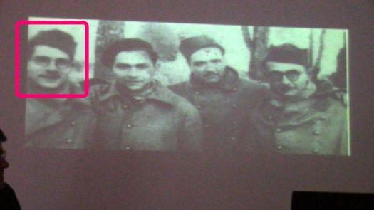 José CABRERO ARNAL, exilé républicain, dans les camps de concentration français du BARCARES, de ST CYPRIEN, d'AGDE.