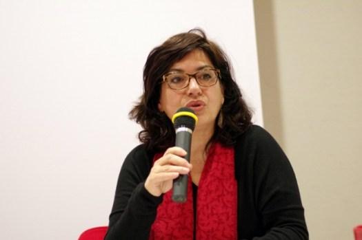 La co-réalisatrice Odette MARTINEZ MALER