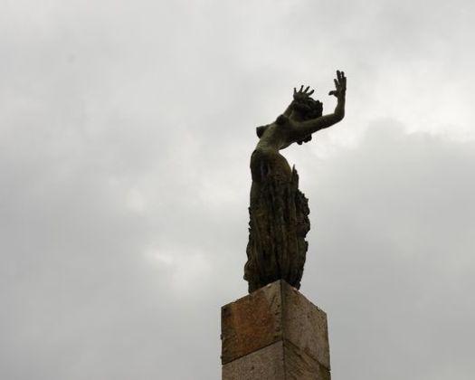 Le monument du sculpteur Apel les Fenosa