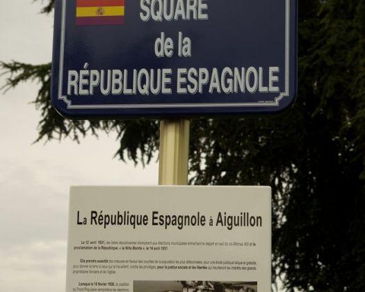 Square de la République espagnole