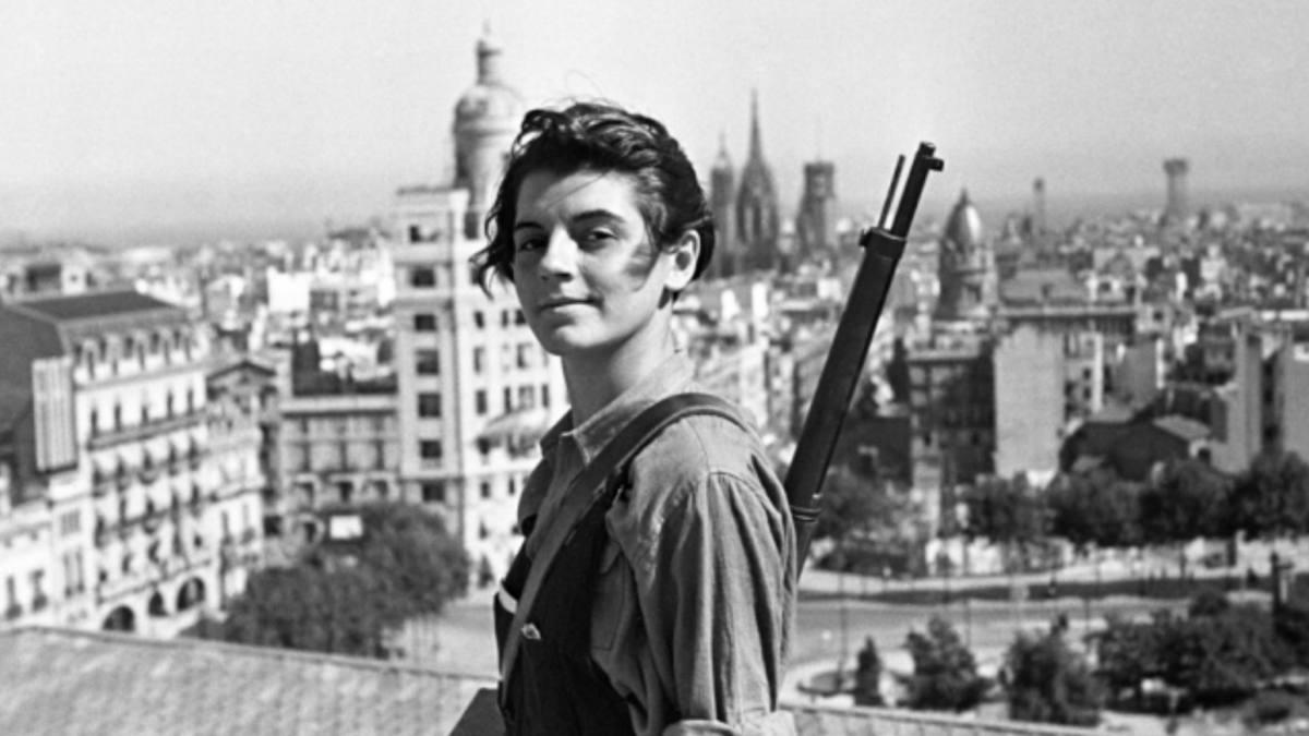 Marina Ginestà, icône de la résistance républicaine espagnole