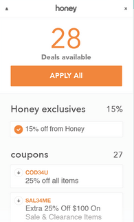 join-honey-save-online