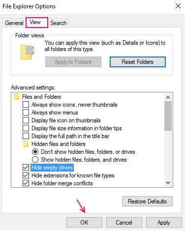 file-explorer-options