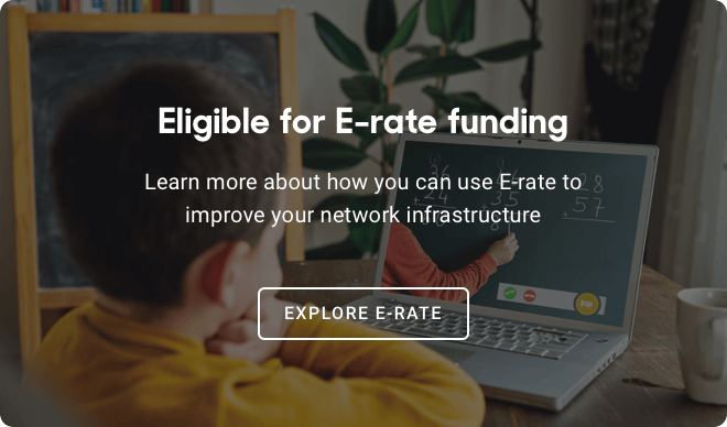 Eligibile for E-rate Funding