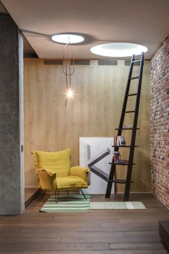 mustard-yellow-armchair-reading-corner