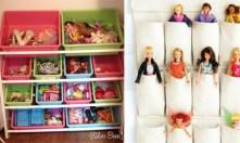 Sapateira para Barbie