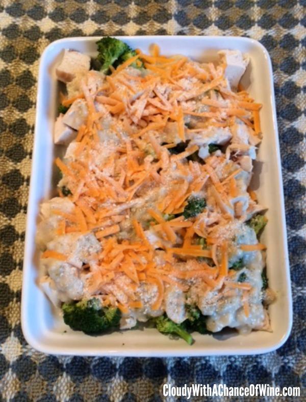 Chicken & Broccoli Divan Directions