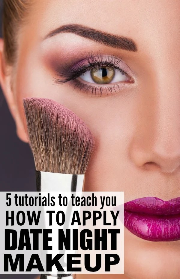 If you have a big date night planned with your special someone and want to look glamorous, these date night makeup tutorials are for you! Some are more understated while others are a little more dramatic, but all of them will make you look and feel beautiful. These are the perfect formal makeup tutorials for other special occasions like weddings and prom, too. Good luck and enjoy!