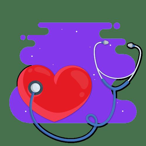 sağlık kategori ikonu