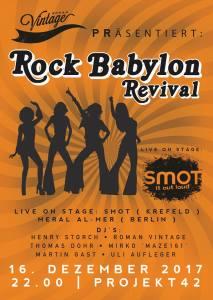 Meral Al-Mer at Rock Babylon Revival @ Projekt 42 | Mönchengladbach | Nordrhein-Westfalen | Deutschland
