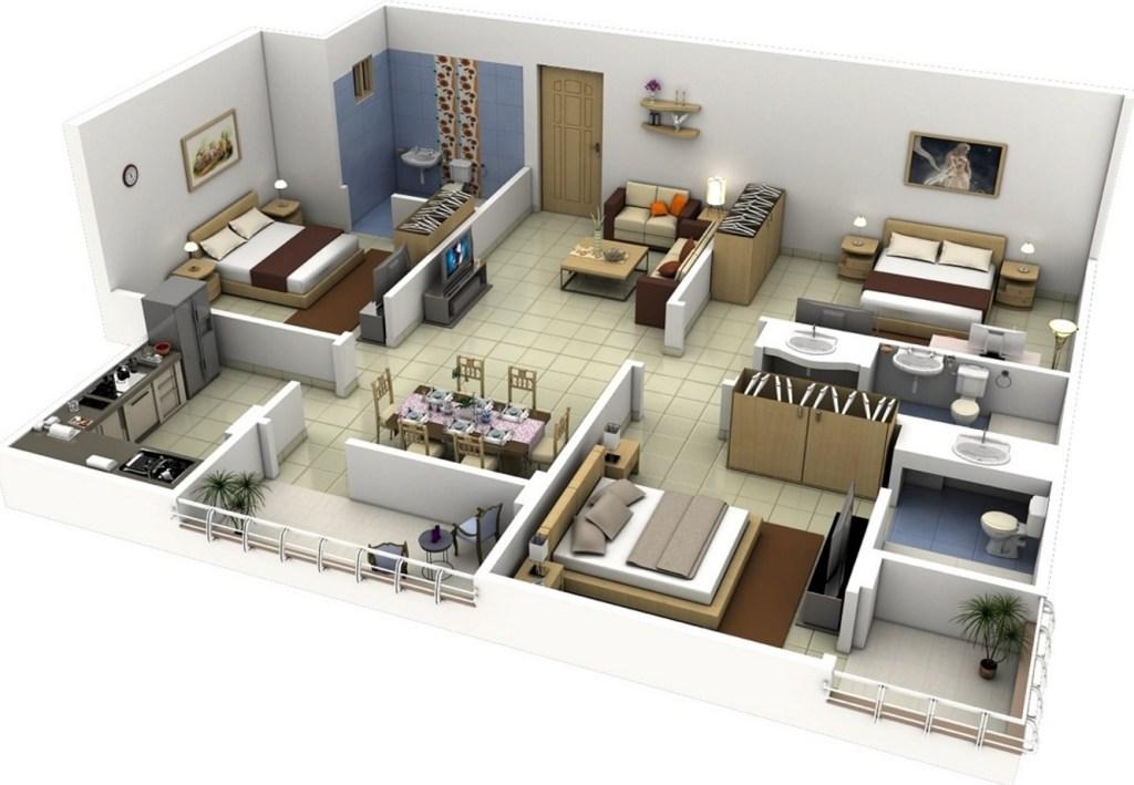 Planos De Casas Modernas Para Descargar Casas Top