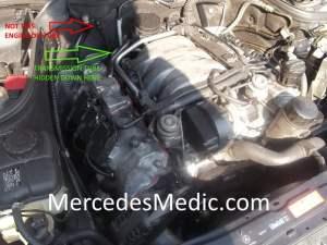 96 Mercedes E320 Transmission Wiring Diagram  Wiring Diagram