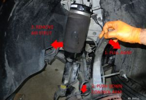 Air Suspension Troubleshooting Guide Airmatic  Visit Workshop