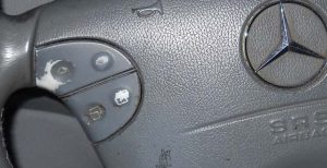Mercedes Interior Trim  Buttons  Switches Fading or Peeling – MB Medic