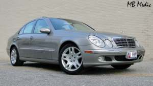 Overview W211  In Depth Review of MercedesBenz EClass