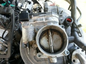 Mercedes Throttle Possition Sensor Problem – MB Medic