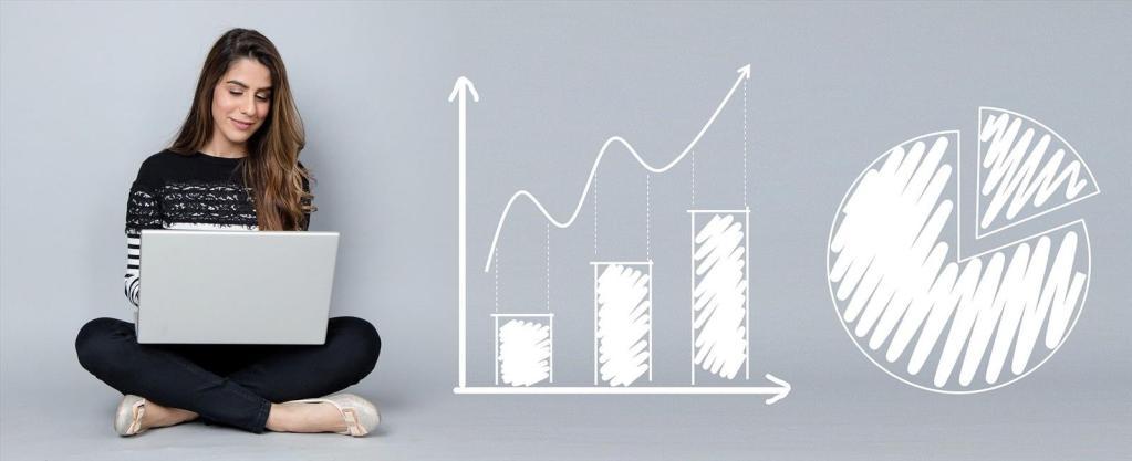Profesional en Marketing Digital, Trabajo en Internet, Graficas de Crecimiento