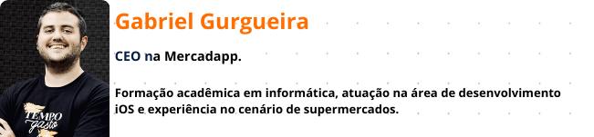 CEO Mercadapp - Especialista em vendas online para supermercado