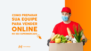 Preparar sua equipe para vender online