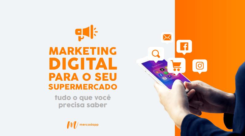 Marketing Digital para supermercados
