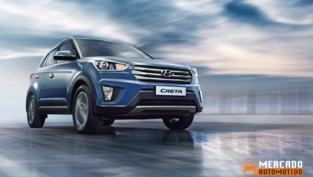 Hyundai apresenta o novo Creta, seu anti-HR-V que será feito no Brasil