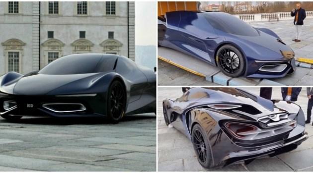 Syrma – O super carro que você gostaria de dirigir