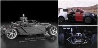 Com este veículo é possível transformar em qualquer carro