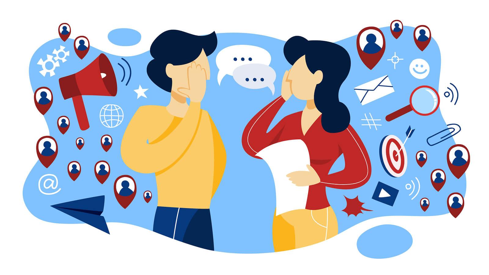 Marketing boca a boca e a importância de se trabalhar com dados