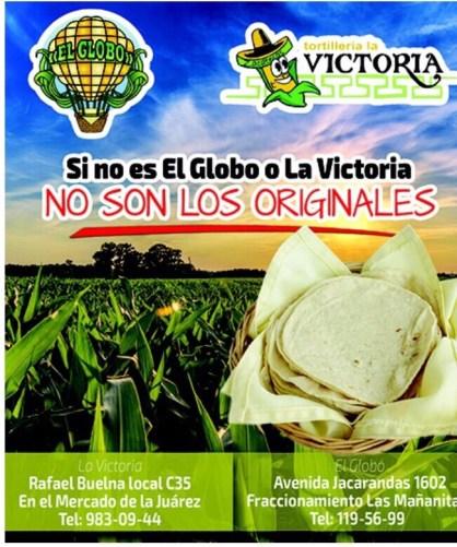 tortilleria victoria flye