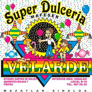 Dulcería Velarde