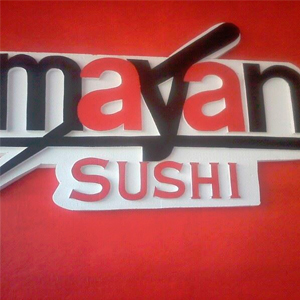 Mayan Sushi
