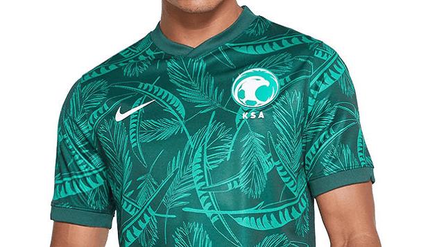 Camisa Arábia Saudita