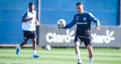 Grêmio renova com Pepê até 2024