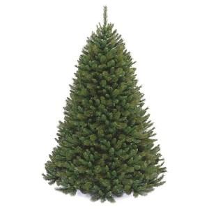 Árvore de Natal artificial 180 cm verde Rocky Ridge Pine
