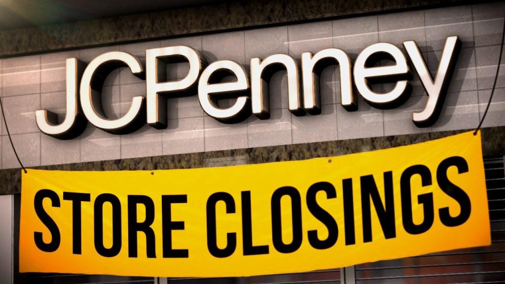 JC Penney anuncia o fechamento de 154 lojas de sua rede