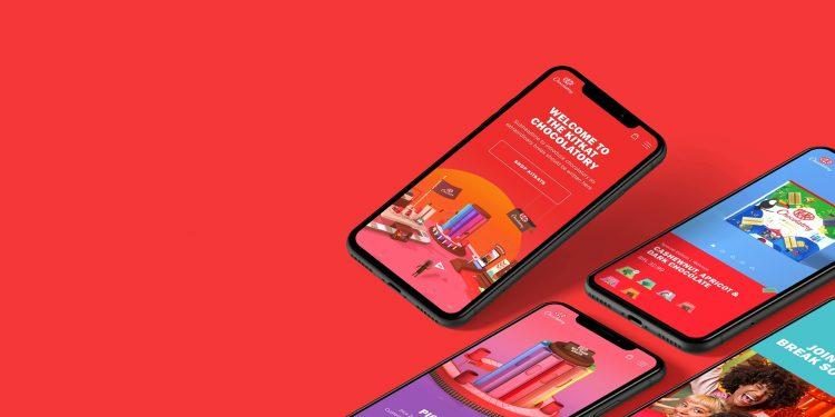 Kit Kat lança loja online exclusiva da marca e programa de fidelidade